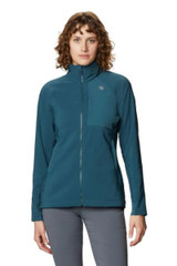 Mt Hardwear Women's Keele Full Zip Jacket