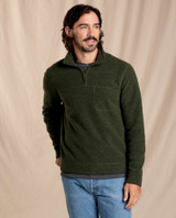 Toad&Co Breithorn 1/4 Zip Sweater