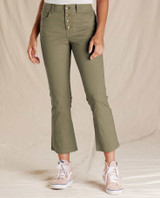 Toad&Co Women's Earthworks Kick Flare Pant