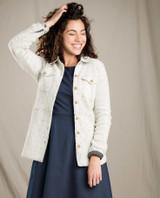 Toad&Co Women's Telluride Sherpa Shirt Jacket
