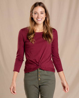 Toad&Co Women's Maisey Twist Top