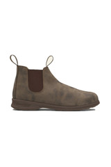 Blundstone Leather Elastic Sided Rustic Brown Boot