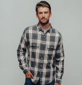 The Normal Brand Conrad Plaid Shirt