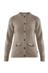 Fjallraven Women's Greenland Re-Wool Cardigan