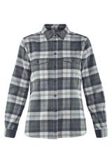 Fjallraven Women's Ovik Heavy Flannel Shirt