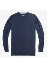 Mizzen+Main Arden Navy Cashmere Sweater