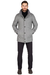 Norwegian Wool City Active Parka