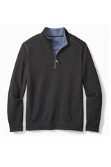 Tommy Bahama Big & Tall Flipshore Reversible Half Zip