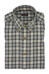 Batton Big & Tall Caleb Twill Shirt
