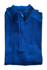 St. Croix Tall Text Solid 1/4 Zip Sweater