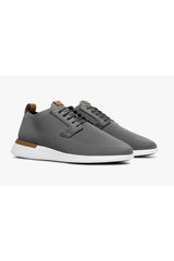 Wolf & Shepherd SwiftKnit Derby Grey Shoe