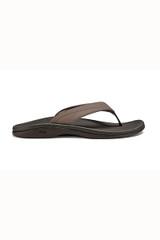 OluKai Women's 'Ohana Sandal - Grey