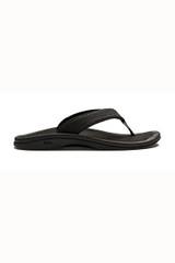 OluKai Women's Ohana Sandal - Black
