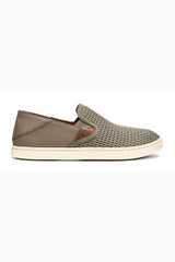 OluKai Women's Pehuea Slip-on Sneaker - Clay
