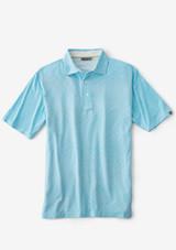 Tasc Men's Cloud Golf Fairway Texture Polo