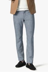 34 Heritage Charisma Grey Cross Twill Pant