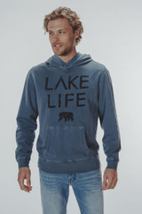 The Normal Brand Men's Lake Life Hoodie