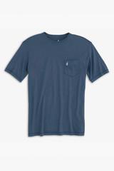 Johnnie-O Big & Tall Dale Pocket T-Shirt