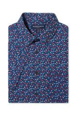 Mizzen+Main Floral SS Shirt