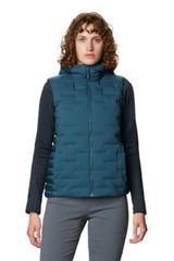 Mt Hardwear Women's Super/DS Hybrid Vest