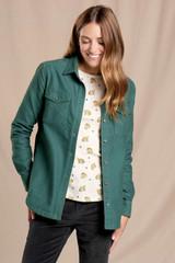 Toad&Co Women's Morrison Shirt Jacket