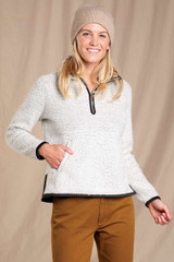 Toad&Co Women's Telluride Sherpa Pullover