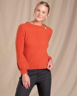 Toad&Co Women's Cotati Crew Sweater
