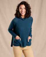 Toad&Co Women's Clementine Mockneck Sweater