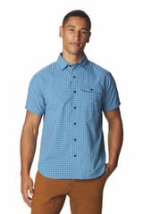 Mt Hardware Men's Greenstone SS Shirt