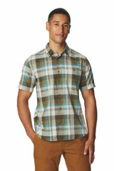 Mt Hardware Men's Big Cottonwood SS Shirt