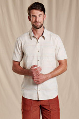 Toad & Co Men's Airlift SS Shirt