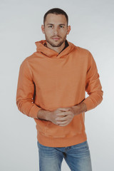 The Normal Brand Men's Terry Popover Hoodie