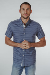 The Normal Brand Men's Active Puremeso SS Shirt