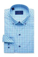 David Donahue Laguna Classic Checked Shirt