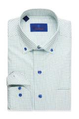 David Donahue Grass Abstract Circle Shirt