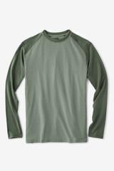 Tasc Men's Carrollton Blocked LS T-Shirt