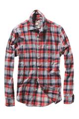 Relwen Lightweight Brushed Twill Shirt