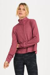 Vuori Women's Crescent Half-Zip