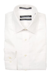 Forsyth of Canada Point Collar Dress Shirt - White