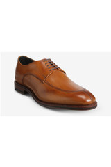 Allen Edmonds Crosby St. Walnut Splittoe Blucher