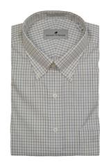 Sullivan & Spruce Multi Windowpane Dress Shirt