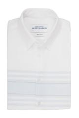 Mizzen + Main Weiss Trim Short Sleeve Shirt