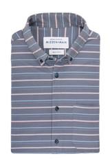 Mizzen + Main Havel Trim Short Sleeve Shirt