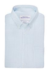 Mizzen + Main Burton Trim Short Sleeve Shirt