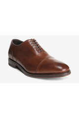 Allen Edmonds Bond St. Coffee Captoe Oxford