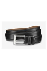 Allen Edmonds Black Wide Basic Dress Belt