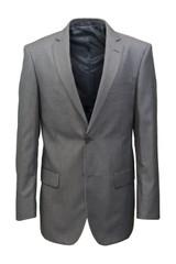 Giorgio Fiorelli Big & Tall Gray Solid Suit