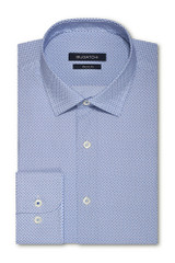 Bugatchi Air Blue Classic Shirt