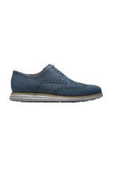 Cole Haan OriginalGrand Blazer Blue Wingtip Oxford