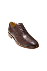 Cole Haan Cambridge Dark Brown Wingtip Oxford